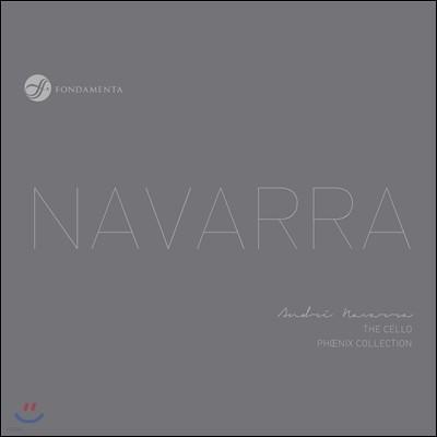앙드레 나바라의 위대한 첼로 협주곡 - 첼로 피닉스 컬렉션 (Andre Navarra Live in Tokyo 1980 - The Cello Phoenix Collection)