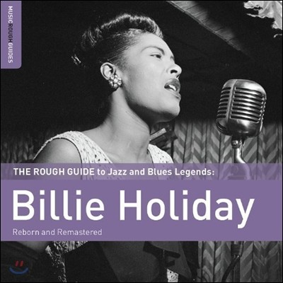 Billie Holiday (빌리 홀리데이) - The Rough Guide To Billie Holiday