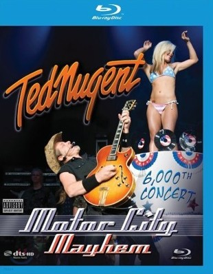 Ted Nugent - Motor City Mayhem: The 600th Concert
