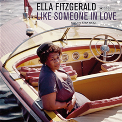 Ella Fitzgerald - Like Someone in Love (Ltd. Ed)(Gatefold)(180G)(LP)