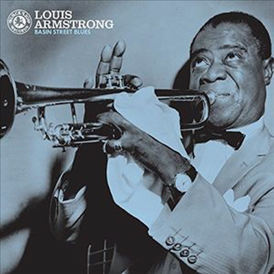 Louis Armstrong - Basin Street Blues (Ltd. Ed)(180G)(LP)