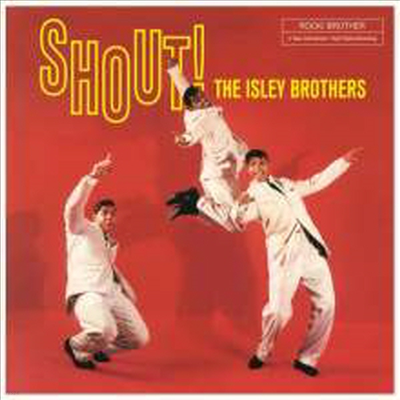 Isley Brothers - Shout! (Ltd. Ed)(Bonus Tracks)(180G)(LP)