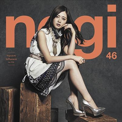 Nogizaka46 (노기자카46) - Influencer (CD+DVD) (Type A)