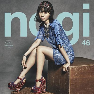 Nogizaka46 (노기자카46) - Influencer (CD+DVD) (Type B)