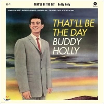 Buddy Holly (버디 홀리) - That'll Be The Day [LP]