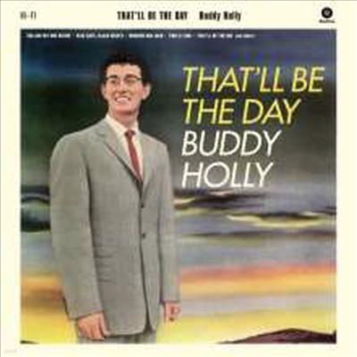 Buddy Holly - That'll Be The Day (Remastered)2 Bonus Tracks)(180G)(LP)