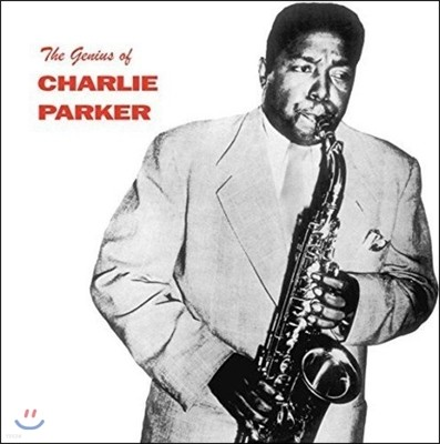 Charlie Parker (찰리 파커) - The Genious of Charlie Parker [LP]