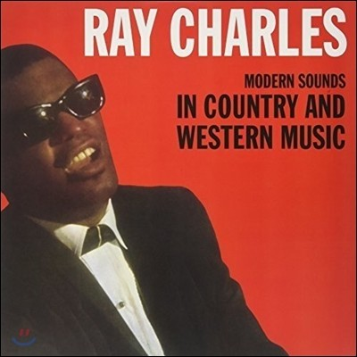 Ray Charles (레이 찰스) - Modern Sounds in Country and Western Music [LP]