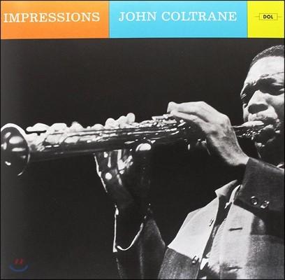 John Coltrane (존 콜트레인) - Impressions [LP]