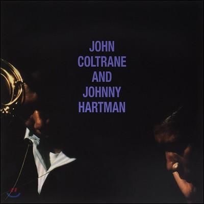 John Coltrane & Johnny Hartman (존 콜트레인, 조니 하트만) - John Coltrane & Johnny Hartman [LP]