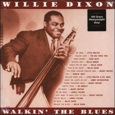 Willie Dixon (윌리 딕슨) - Walkin' The Blues [LP]