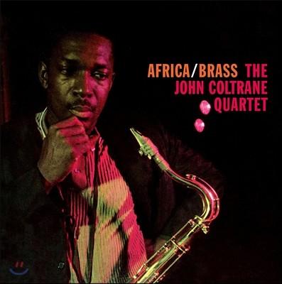 John Coltrane Quartet (존 콜트레인 쿼텟) - Africa / Brass [LP]