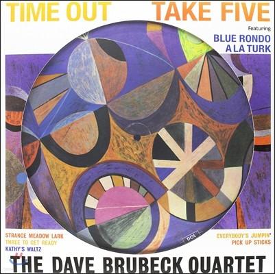 Dave Brubeck Quartet (데이브 브루벡 쿼텟) - Time Out [픽처 디스크 LP]