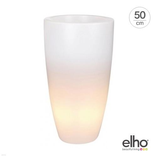 [엘호 elho] 퓨어 소프트 라운드 하이라이트-100% 핸드메이드(50cm)