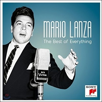 Mario Lanza 마리오 란자 베스트 앨범 (The Best of Everything)