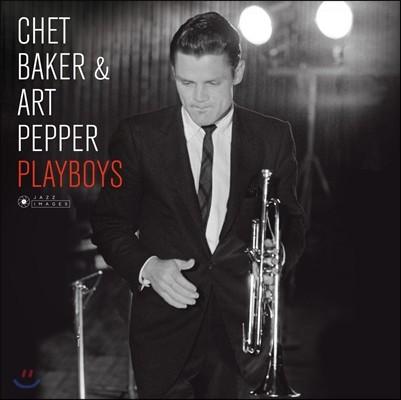 Chet Baker & Art Pepper (쳇 베이커 & 아트 페퍼) - Playboys [LP]