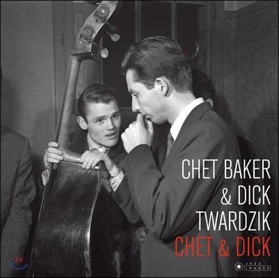 Chet Baker & Dick Twardzik Quartet (쳇 베이커 & 딕 트와르직 쿼텟) - Chet & Dick [LP]