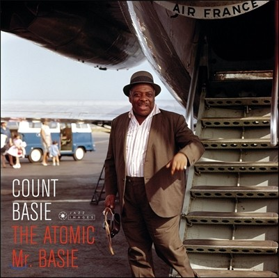 Count Basie (카운트 베이시) - The Atomic Mr. Basie [LP]