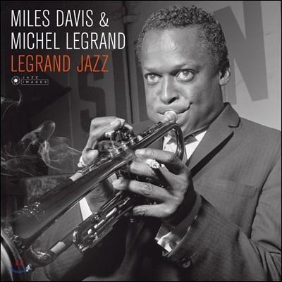 Miles Davis & Michel Legrand (마일즈 데이비스, 미쉘 르그랑) - Legrand Jazz (르그랑 재즈) [LP]