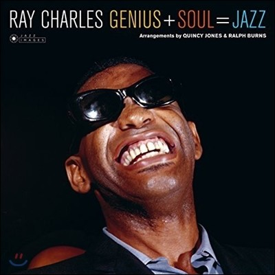 Ray Charles (레이 찰스) - Genius + Soul = Jazz