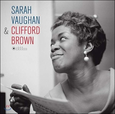 Sarah Vaughan (사라 본) - With Clifford Brown [LP]
