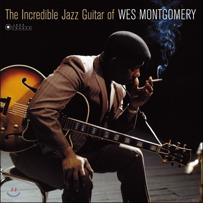 Wes Montgomery (웨스 몽고메리) - The Incredible Jazz Guitar Of Wes Montgomery [LP]