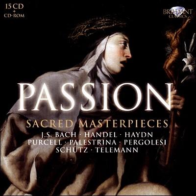 종교음악 걸작 모음집 (Passion: Sacred Masterpieces)