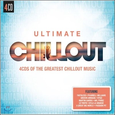 Ultimate Chillout : The Greatest Chillout Music (얼티메잇 칠아웃)