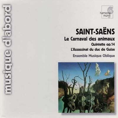 Saint-Saens : Le Carnaval Des Animaus : Musique Obloque