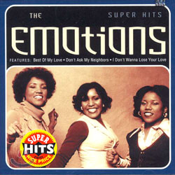 The Emotions - Super Hits