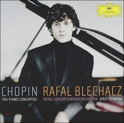 Rafal Blechacz 쇼팽: 피아노 협주곡 1 & 2번 (Chopin : Piano Concertos No.1 & 2) 라파우 블레하츠