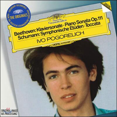 이보 포고렐리치가 연주하는 베토벤 / 쇼팽 / 슈만 (Ivo Pogorelich plays Beethoven, Chopin, Schumann)