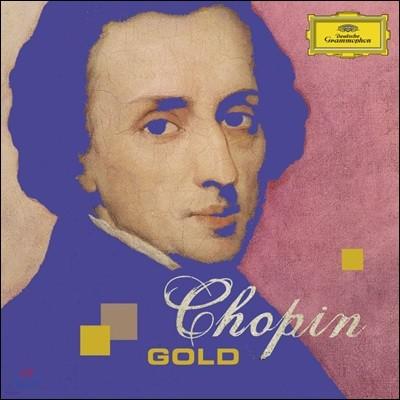 쇼팽 200주년 기념 컬렉션 (Chopin Gold)