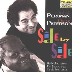 Itzhak Perlman / Oscar Peterson - Side By Side 이차크 펄만 오스카 피터슨