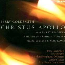 London Symphony Orchestra 제리 골드스미스: 관현악 작품집 (Jerry Goldsmith: Christus Apollo)