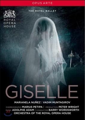 The Royal Ballet 아당: 지젤 - 마리우스 프티파 안무/피터 라이트 버전 (Adolphe Adam: Giselle - Marius Petipa & Peter Wright) 로열 발레단, 마리아넬라 누녜즈
