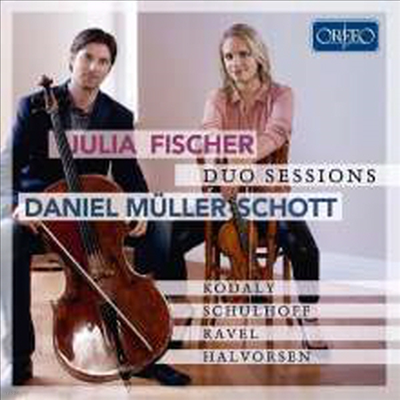 바이올린과 첼로를 위한 이중주 (Works for Cello and Violin) - Julia Fischer