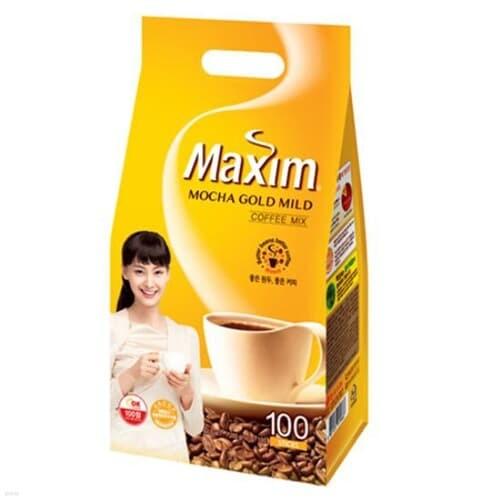 [맥심] 모카골드 마일드 커피믹스 100T