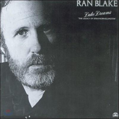 Ran Blake (랜 블레이크) - Duke Dreams [LP]