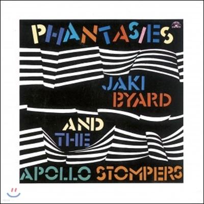 Jaki Byard & The Apollo Stompers (재키 바이어드, 아폴로 스톰퍼스) - Phantasies [LP]
