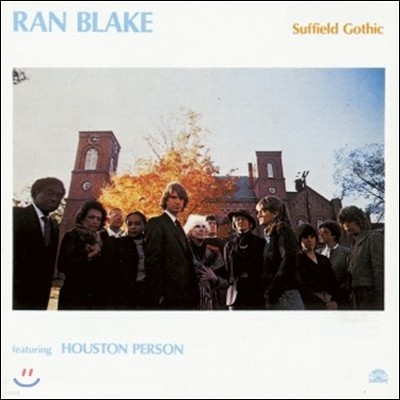 Ran Blake & Houston Person (랜 블레이크, 휴스턴 퍼슨) - Suffield Gothic [LP]