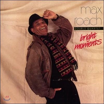 Max Roach Double Quartet (맥스 로치 더블 쿼텟) - Bright Moments [LP]