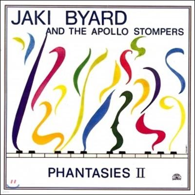Jaki Byard & The Apollo Stompers (재키 바이어드, 아폴로 스톰퍼스) -  Phantasies II [LP]