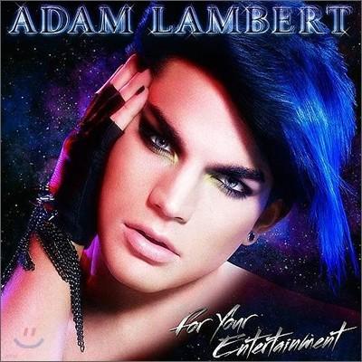 Adam Lambert - For Your Entertainment (Repackage)