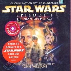 Star Wars Episode I: The Phantom Menace (스타워즈 에피소드 1: 보이지 않는 위험) OST