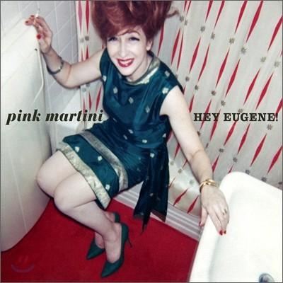 Pink Martini (핑크 마티니) - Hey Eugene! [LP]