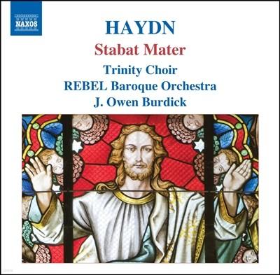 Trinity Choir 하이든: 스타바트 마테르 - 트리너티 콰이어 (Haydn : Stabat Mater)