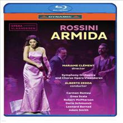 로시니: 오페라 '아르미다' (Rossini: Opera 'Armida') (한글자막)(Blu-ray) (2017) - Alberto Zedda