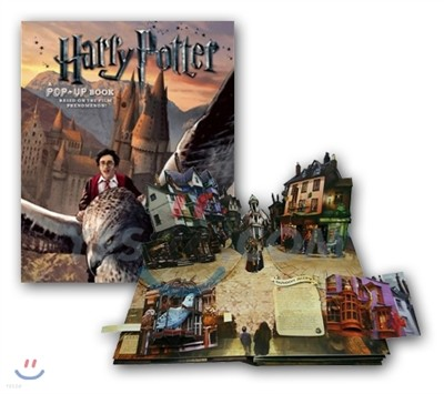 Harry Potter : A Pop-up Book : 해리 포터 팝업북