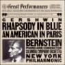 Leonard Bernstein 거쉰: 랩소디 인 블루, 파리의 미국인 (Gershwin: Rhapsody in Blue, An American in Paris) 레오나드 번스타인